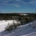 03/02/10 - Snowmobiling in Negaunee Township
