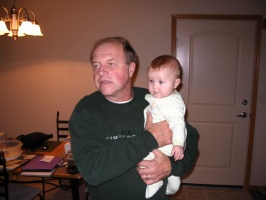 Grandpa and Walker
