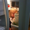 Hiding in the Fridge?