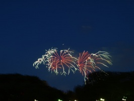 Fireworks - July 04, 2011
