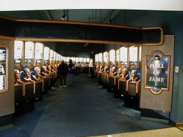 Pro Football Hall of Fame - Oct 2001