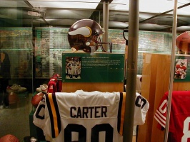 Chris Carter's Record 1994 Season (Pro Football Hall of Fame)