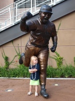 Kaitlyn and Kirby Puckett