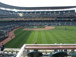 Target Field from Right Field