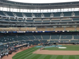 Welcome to Target Field