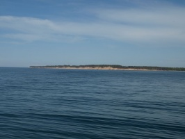 Looking East from Grand Marais