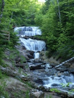 Another view of Sable Falls