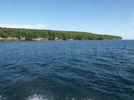 Grand Island from Munising Bay