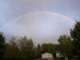 Double Rainbow - October 08