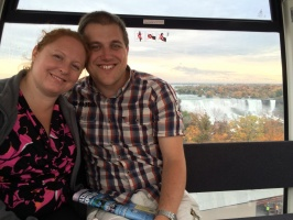 On the Niagara SkyWheel