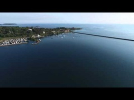 Marquette Lower Harbor - 360 Degree View